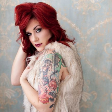 tattoo girl pictures