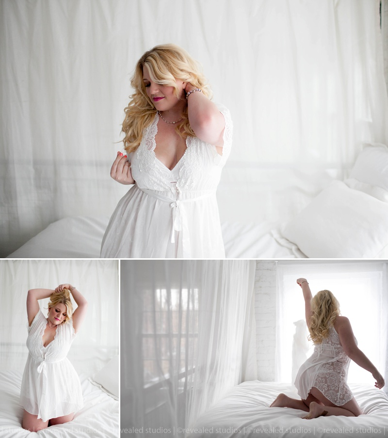 KK KF 326 - Bottom's Up to Ms. K and her amazing Boudoir Session