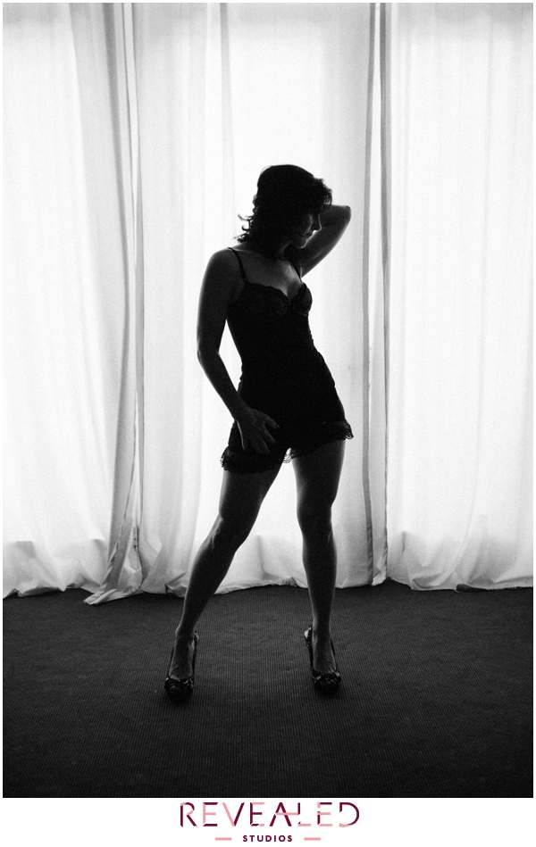behind the scenes boudoir video
