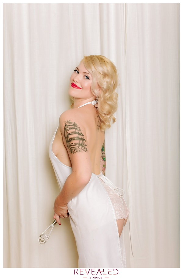 Chicago pinup photography