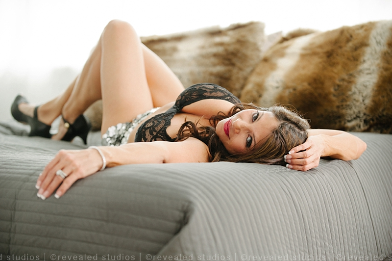 Top 10 Reasons to do a boudoir shoot