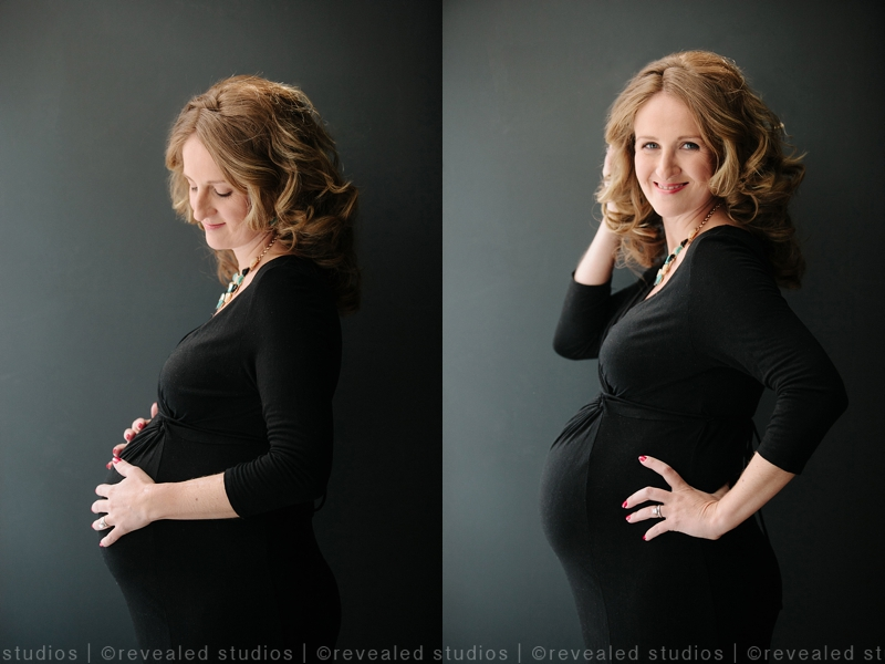 Chicago Maternity photos by Revealed Studios
