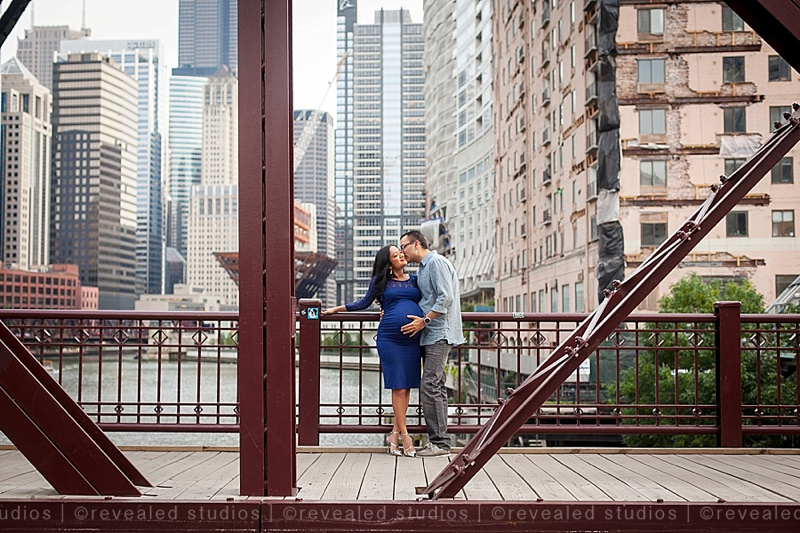 maternity shoot photos by Revealed Studios