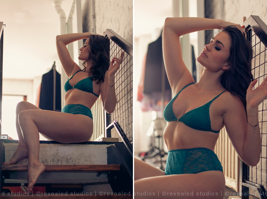 sultry boudoir photos