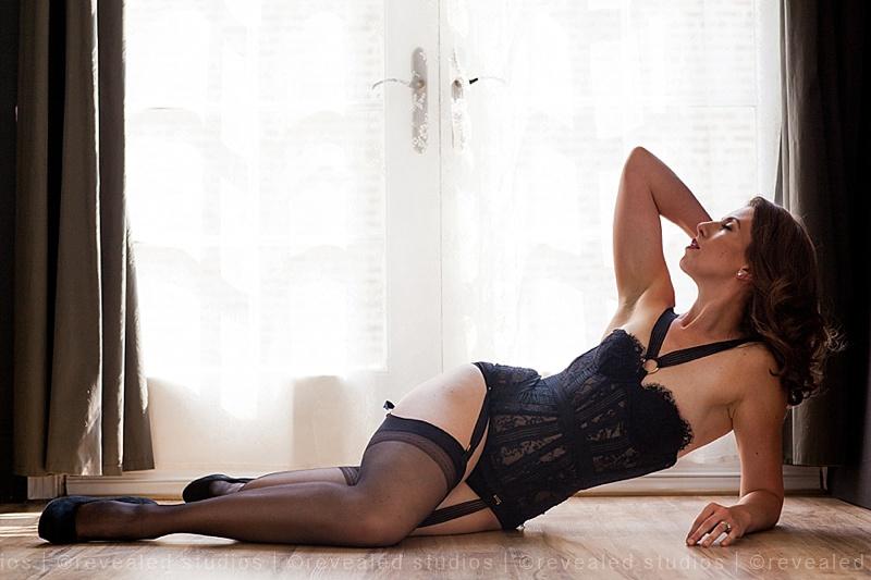 mysterious boudoir photos