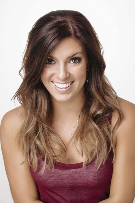 makeup artist Jaycie Ganek