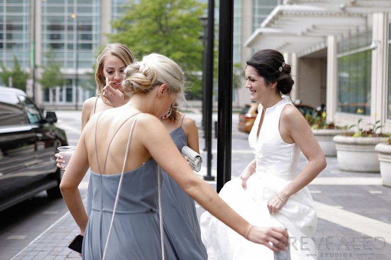 hyatt regency mccormick place wedding photos