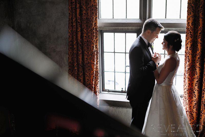 university of chicago wedding photos
